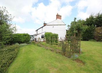 Thumbnail 3 bed detached house for sale in Torksey Lock, Lincoln