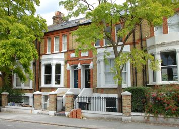 Thumbnail 4 bed triplex to rent in Rozel Road, London
