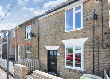 2 bed terraced house for sale in Butler Road, Halstead CO9