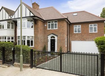 Thumbnail 5 bed semi-detached house for sale in Harman Drive, The Hocrofts, London