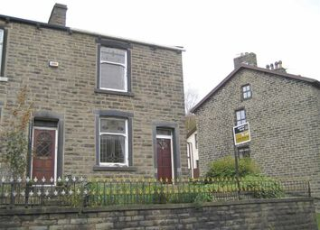 Thumbnail 2 bed end terrace house to rent in Burnley Road East, Waterfoot, Lancashire