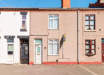 Thumbnail 2 bed terraced house for sale in New Street, Bulkington, Bedworth