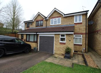 Thumbnail 3 bed property to rent in Peppercorn Walk, Hitchin