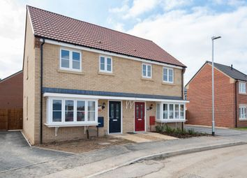 Thumbnail 3 bed semi-detached house for sale in Wardentree Lane, Pinchbeck, Spalding