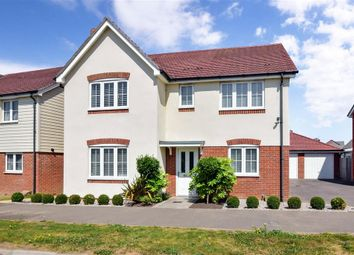 Thumbnail 4 bed detached house for sale in Henry Lock Way, Littlehampton, West Sussex