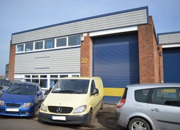 Thumbnail Warehouse for sale in Javelin Road, Norwich