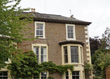 Thumbnail 3 bed flat for sale in Albany Road, Broughty Ferry