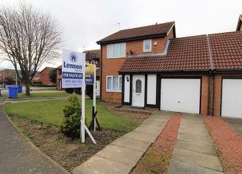 3 bed link-detached house for sale in Silverdale Road, Cramlington NE23