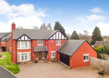 Thumbnail 5 bed detached house for sale in Lewis Way, Bicton, Shrewsbury, Shropshire