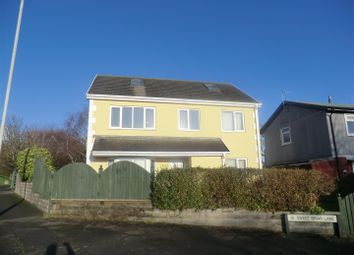 Thumbnail 5 bed detached house to rent in Sweet Briar Lane, West Cross, Swansea