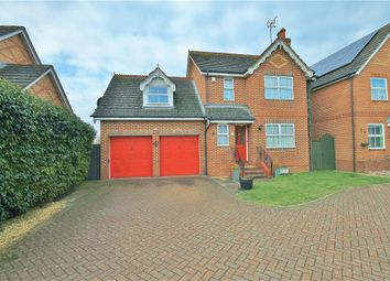 Thumbnail 4 bed detached house for sale in Thorpeside Close, Staines-Upon-Thames, Surrey