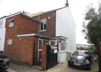 Thumbnail 3 bed end terrace house for sale in Old London Road, Hastings