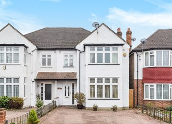 Thumbnail 4 bed semi-detached house for sale in Pollards Hill South, London