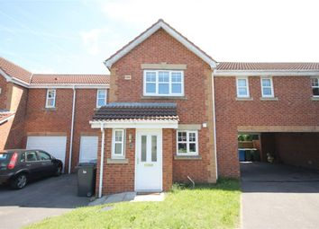 Thumbnail 3 bed town house for sale in Brooklands Park, Widnes