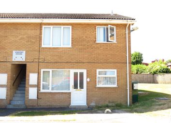 Thumbnail 2 bed flat for sale in St. Johns Chase, March