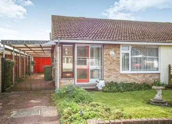 Thumbnail 2 bed semi-detached bungalow for sale in Maple Drive, Romney Marsh