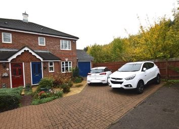 Thumbnail 3 bed semi-detached house for sale in Ridgeways, Church Langley, Harlow