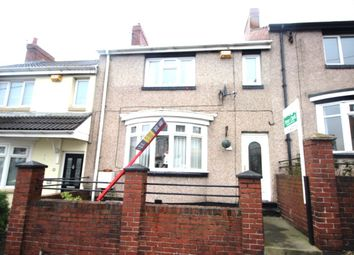 Thumbnail 3 bed terraced house for sale in Durham Road, Ferryhill