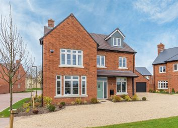 Thumbnail 6 bed detached house for sale in Heyford Park, Camp Road, Upper Heyford, Bicester