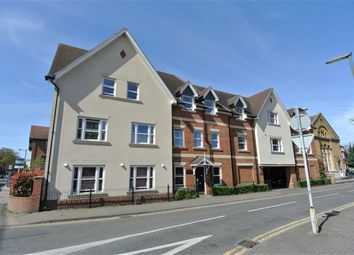 Thumbnail 2 bed flat to rent in Churchill House, Station Road, Addlestone, Surrey