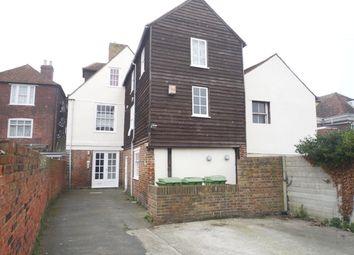 Thumbnail 1 bedroom flat to rent in West Street, Faversham