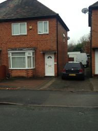 Thumbnail 3 bedroom semi-detached house for sale in Tower Road, Tividale
