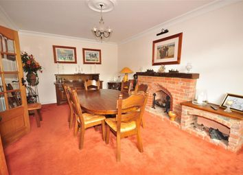Thumbnail 4 bedroom detached house for sale in Lake Rise, Romford, Essex