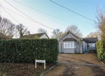 Thumbnail 4 bed detached bungalow for sale in Days Lane, Pilgrims Hatch, Brentwood