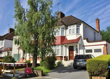 Thumbnail 4 bed semi-detached house to rent in Brookdale, London