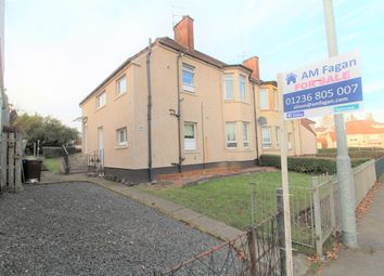 Thumbnail 2 bed flat for sale in Bank Street, Coatbridge