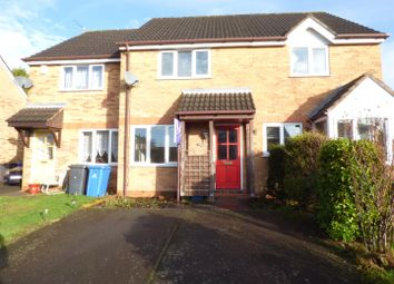 Thumbnail 2 bed town house for sale in Pendleside Way, Littleover, Derby