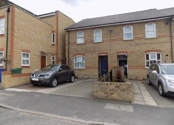 Thumbnail 4 bed end terrace house for sale in Kirkwood Road, Nunhead
