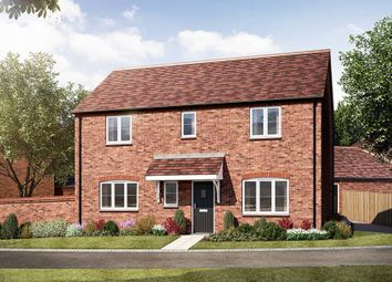 "Thumbnail 4 bed detached house for sale in ""The Gloucester With Garden Room"" at Broughton Road, Banbury"