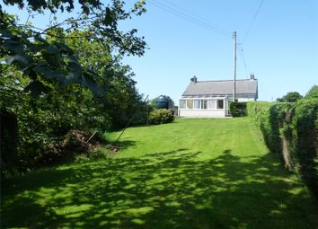 Thumbnail 3 bedroom detached bungalow for sale in Llanteg, Efailwen, Clynderwen, Carmarthenshire