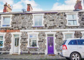 Thumbnail 2 bedroom terraced house for sale in Howard Street, Splott