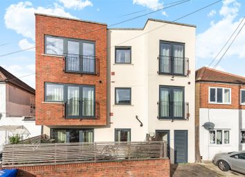 Thumbnail 2 bed flat for sale in Red Lion Road, Tolworth, Surbiton