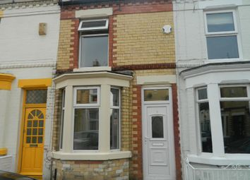 Thumbnail 2 bed terraced house to rent in Briarwood Road, Liverpool