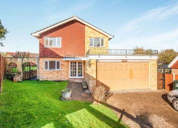 Thumbnail 4 bed detached house to rent in Ox Lane, St. Michaels, Tenterden