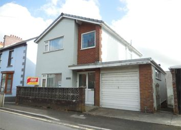 Thumbnail 3 bed detached house for sale in Bryn Road, Lampeter, Ceredigion