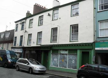 Thumbnail Commercial property to let in 17, Bangor Street, Caernarfon