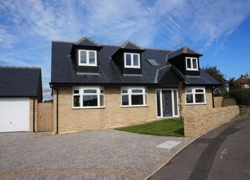 Thumbnail 4 bed detached bungalow for sale in Rectory Road, Duckmanton, Chesterfield