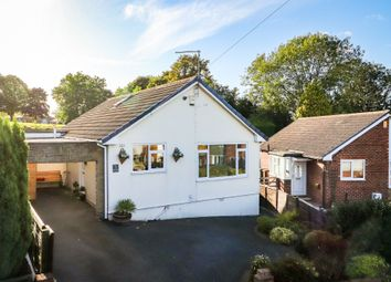 Thumbnail 4 bed detached bungalow for sale in Hall Cliffe Crescent, Horbury, Wakefield
