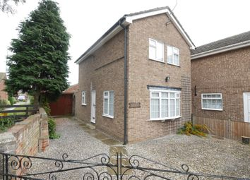 Thumbnail 3 bed detached house for sale in Marsh End, Howden, Goole