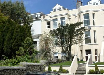 Thumbnail 2 bed flat to rent in Masterman Road, Plymouth, Devon