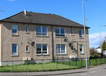Thumbnail 2 bed flat to rent in Carmuirs Avenue, Camelon
