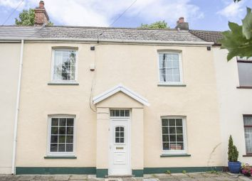 Thumbnail 3 bed terraced house for sale in Lower Square, Beaufort, Ebbw Vale