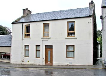 Thumbnail 1 bed flat for sale in High Main Street, Dalmellington
