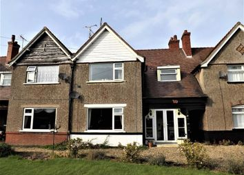 Thumbnail 3 bed terraced house for sale in Spalding Road, Holbeach, Spalding