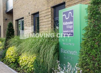 Thumbnail 2 bed flat for sale in The Square, Kidbrooke Village