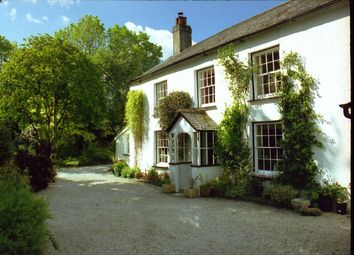 Thumbnail 5 bed cottage for sale in Northlew, Okehampton